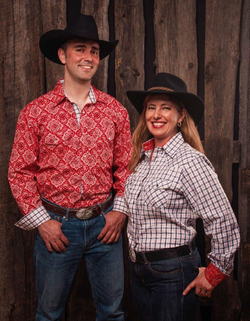 Riley & McCormick Western Shirts