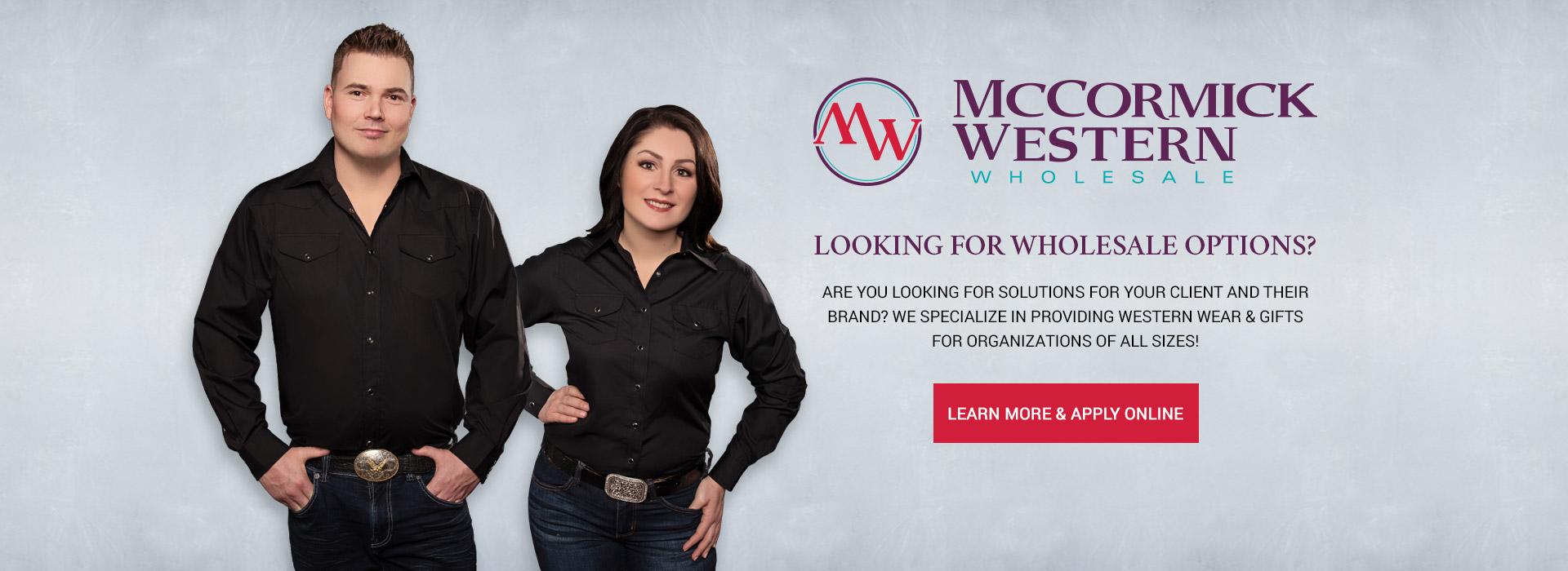 McCormick Western Wholesale