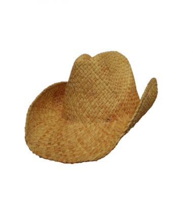 Crusher Straw Cowboy Stampede Western Hat