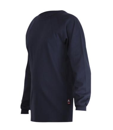 Forge Men's Fire Retardant Crew Neck Long Sleeve Shirt Work Western Wear