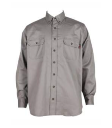 Forge Men's Fire Retardant Vent Long Sleeve Shirt Work Western Wear