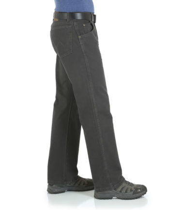 Wrangler Rugged Wear Relaxed Fit Denim Western Jeans Canvas