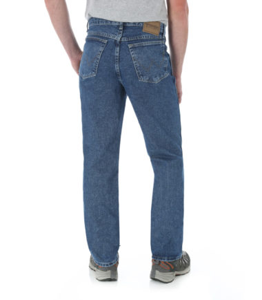 Wrangler Rugged Wear Relaxed Fit Jeans Antique Indigo