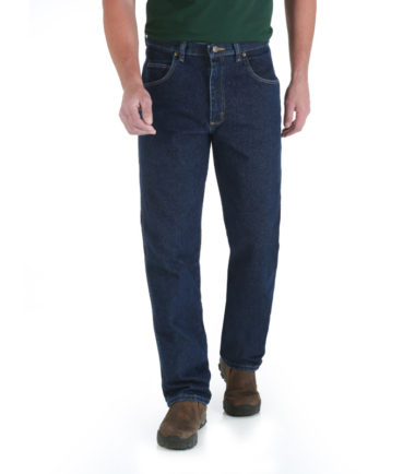 Wrangler Rugged Wear Relaxed Fit Jeans Antique Navy