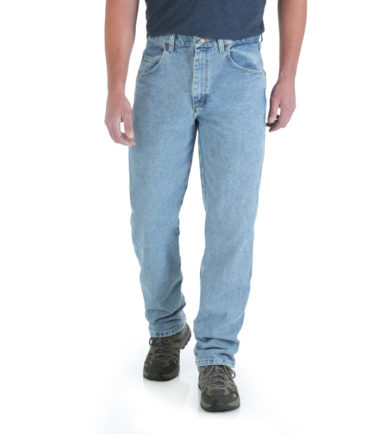 Wrangler Rugged Wear Relaxed Fit Jeans Vintage Indigo