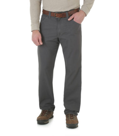 Wrangler Riggs Work Wear Technician Pant Charcoal