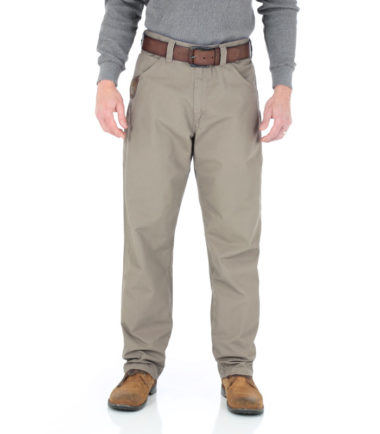 Wrangler Riggs Work Wear Technician Pant Dark Khaki