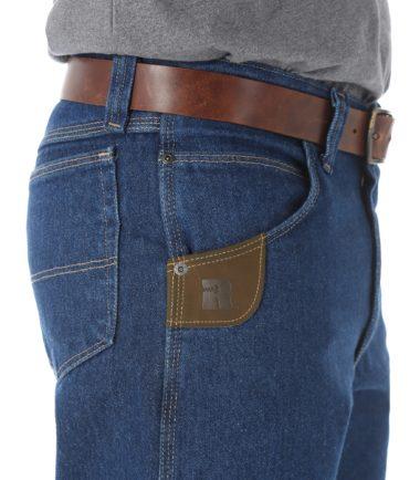 Wrangler Riggs Work Wear Relaxed Fit Denim Jean
