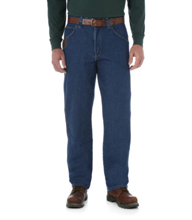 Wrangler Riggs Work Wear Relaxed Fit Denim Jean