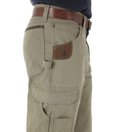 Wrangler Riggs Work Wear Ripstop Ranger Pant Bark