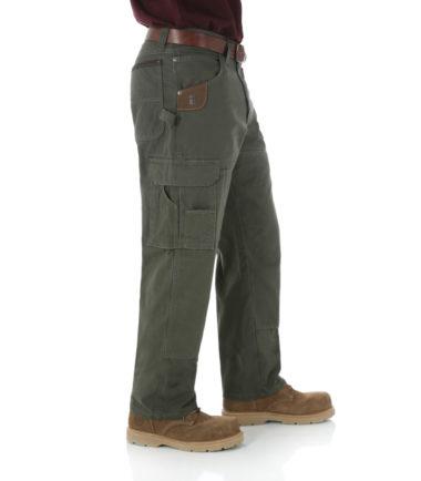 Wrangler Riggs Work Wear Ripstop Ranger Pant Loden