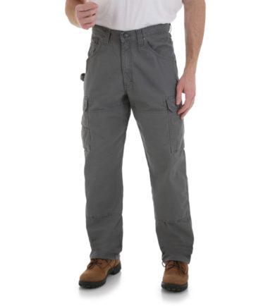 Wrangler Riggs Work Wear Ripstop Ranger Pant Slate