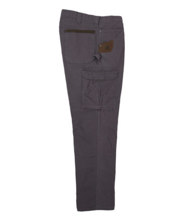 Wrangler Riggs Workwear Advanced Comfort Lightweight Ranger Pant Charcoal