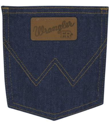 Wrangler FR Original Fit Denim Fit Pre Washed