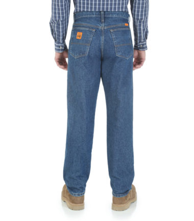 Wrangler FR Relaxed Fit Denim Jean