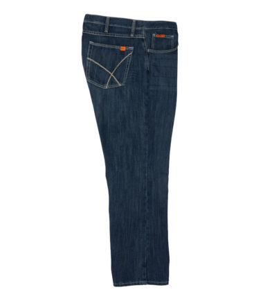Wrangler FR 20X Vintage Boot Fit Denim Jean Dark