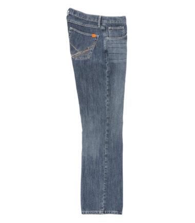 Wrangler FR 20X Vintage Boot Fit Denim Jean Midstone