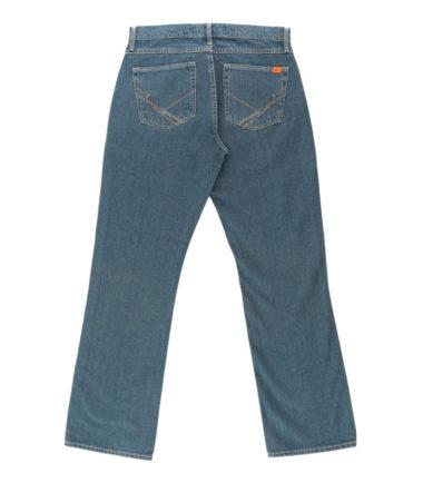 Wrangler FR Cool Vantage Relaxed Fit Jean Vintage