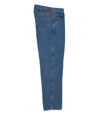 Wrangler FR Cool Vantage Relaxed Fit Jean Stone Washed