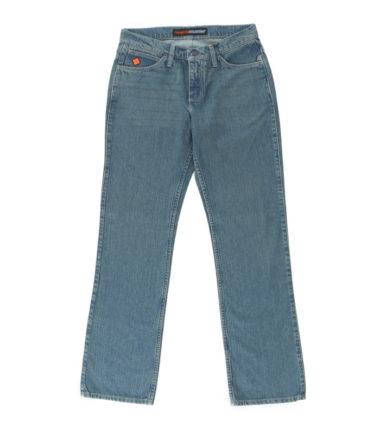 Wrangler Women's FR Cool Vantage Vintage Denim Jean